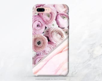 iPhone X Case iPhone 8 Case iPhone 7 Case Ranunculus Marble iPhone 7 Plus iPhone 6s Case iPhone SE Case Galaxy S7 Case Galaxy S8 Case V16