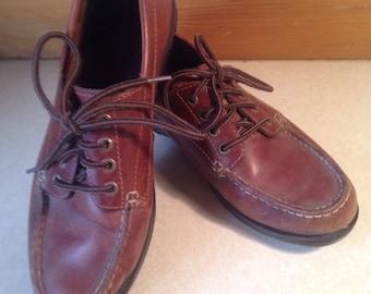 Eastland Vintage Leather Loafers!