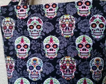 Sugar Skull Bag/Purse