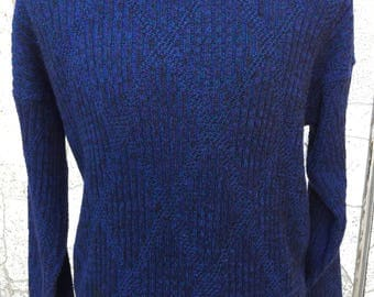 1980's Christian Dior Mens Sweater Large