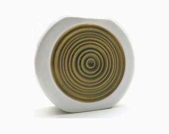 Mid Century Target Vase Thomas Porcelain Germany | Design Hans Theo Baumann