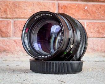 Bronica ETRS Zenzanon 150mm f/3.5 Lens