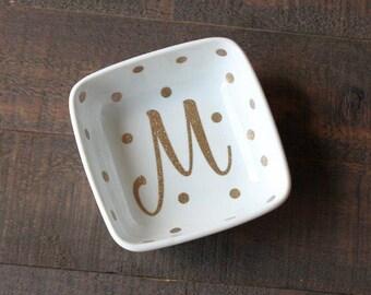 Ceramic ring dish!