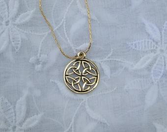 Celtic Knot Necklace / 2 Styles / List for 1 / Men's Jewelry / women's jewelry / jewelry / teen jewelry / women / men