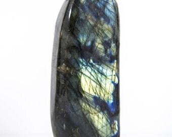 Labradorite Quartz  Mineral Sculpture