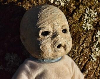 Bradley (OOAK horror doll)