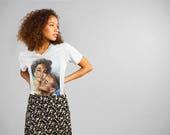 Carmen Jones-Dorothy Dandridge t-shirt