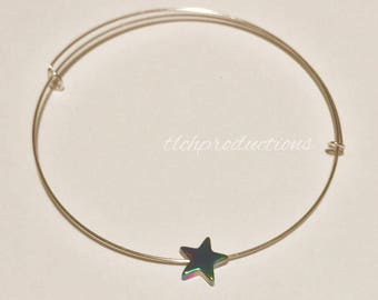 Good Friends Are Like Stars Friendship Bracelet Quote Best Friends Gift