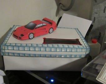 EXAMPLE urns Ferrari