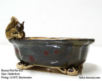 Bonsai Accent Pot No 425