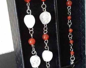 Bracelet and Necklace Gift Set