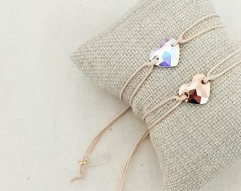 Sweetheart Bracelet in Rose Gold - Summer Collection