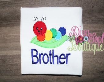 Caterpillar Shirt / Brother T-shirt