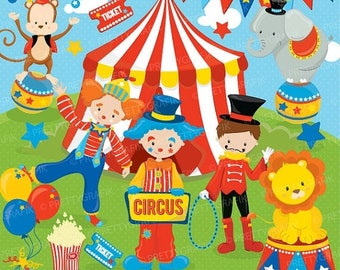boys wallpaper the circus - photo #12