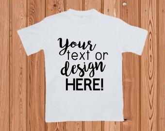 Complete Custom HTV T shirt