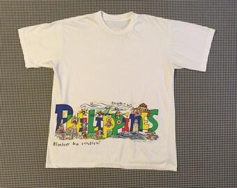 Philippines T Shirt Etsy - Custom vinyl decals for t shirt philippines