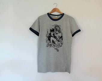 The Cramps Retro Unisex Tshirt