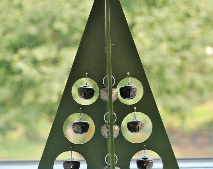 Mid Century Modern Wood Christmas Tree