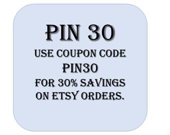 halloween-Saving- Coupon Code- 30% off-  PIN30