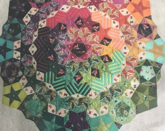Tula Nova Quilt Pattern Featuring Spirit Animal By Tula