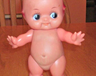 Vintage KEWPIE Doll with Movable Arms and Legs