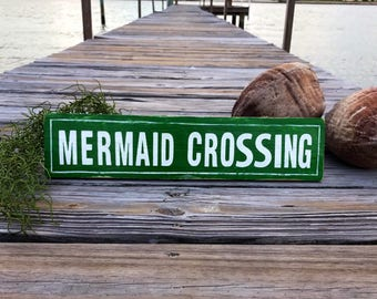 Mermaid Crossing