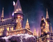 Hogwarts Advent Calendar   Year Two   Hand Dyed Yarn   24 Minis   One Full 100 Gram Skein   Mystery Yarn  