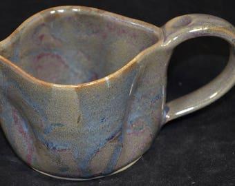 Grey/Blue Morning After mug