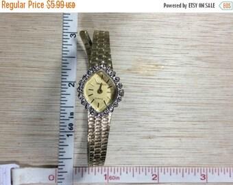 10% OFF 3 day sale Women's Gruen Quartz Wrist Watch Non Working Used
