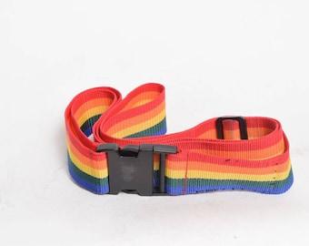 Vintage RAINBOW Belt