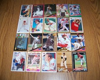 100 Philadelphia Phillies Baseball Cards