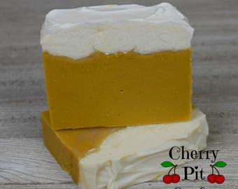 Butterbeer Shea Butter Soap