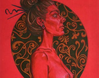 Red Lady
