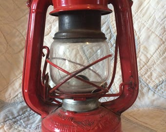 Winged Wheel No. 350 Camping Lantern