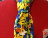 Pokemon Nintendo Necktie...