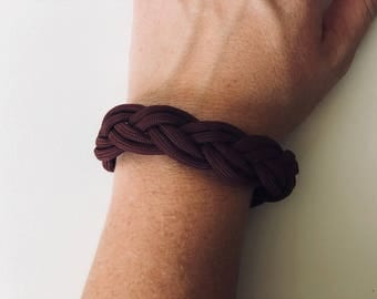 Braided Paracord Bracelet for women Survival bracelet for girls Bracelet for boy Jewelry for men