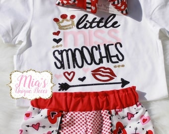 Little Miss Smooches, Valentine Shorts