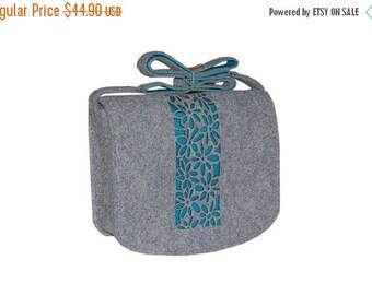 Christmasinjuly Laptop bag 13 in, felt satchel, macbook pro, macbook air 13 inch sleeve, case, bag with belt shoulder