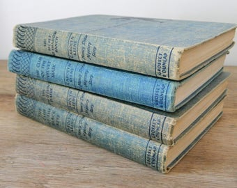 Vintage Nancy Drew Book Collection. Circa 1950. Instant Library. Home Decor.