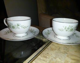 WEDGEWOOD cups, tea cups, Westbury