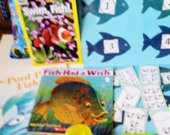 Fish Take Home Literacy