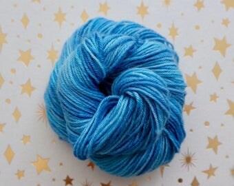 Sky Blue Mini Skein