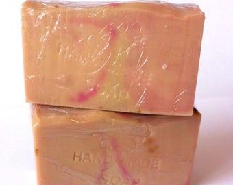 Vanilla & Coffee Soap