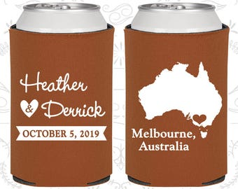 Australia Wedding Gifts Coolies Destination Favors Melbourne Save The