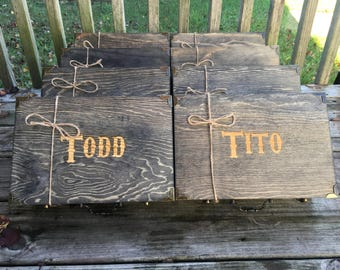 Cool Groomsmen Gift, Groomsmen Gift Box, Gifts for Him, Gifts for Her, Bridesmaid Gift, Large Box, Personalized Boxes, Set of 5