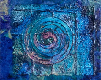 The Unfolding 2 | Original Painting