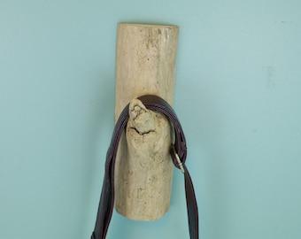 Driftwood Wall Hook, Natural Driftwood Branch Hook, Tree Branch Coat Hook, Rustic Hook, Driftwood Jewelry Hook