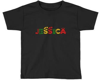 JESSICA Kids Short Sleeve T-Shirt
