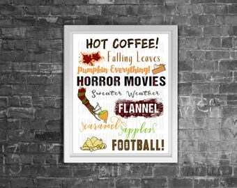 Printable-PNG-Shirt design-Mug Design-Halloween-Football-Fall Themed-Flannel-Instant Download-Photo-Design-Fall Lover-JPEG