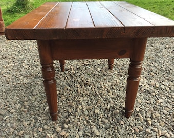 Coffee table /end table rustic